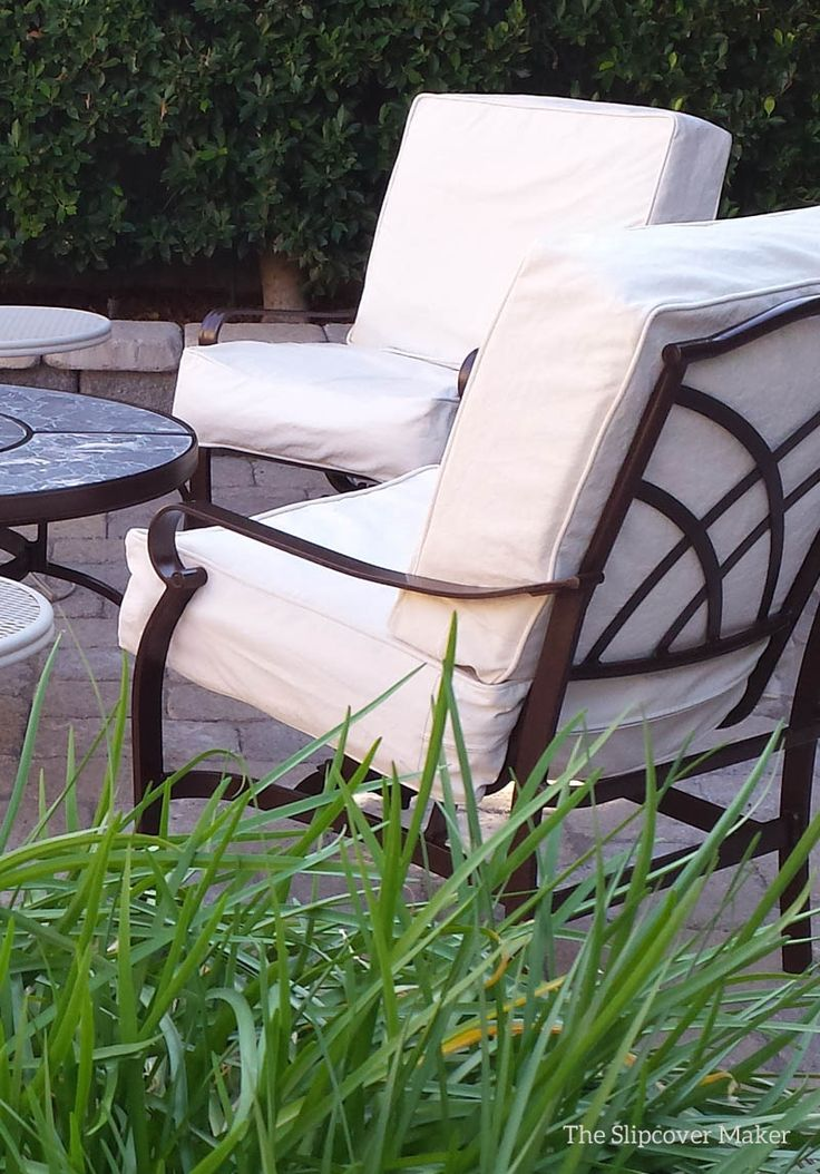 Slipcovers For Patio Chairs