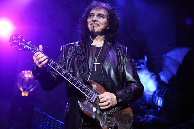 Black Sabbath Tony Iommi