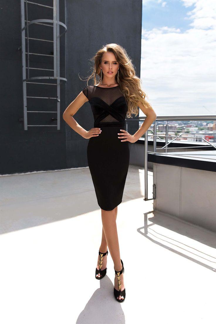 Коктейльна сукня Fler Вечірні плаття та коктейльні сукні, каталог Olya Mak