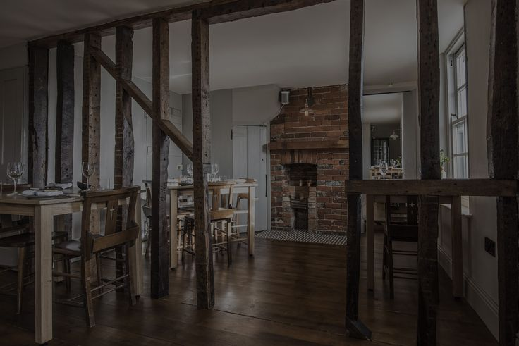 An original concept 'open kitchen' by Isle of Wight chef Robert Thompson in Newport.