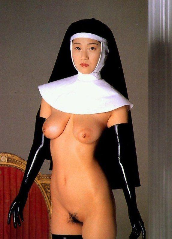 Naked nuns posing — img 11