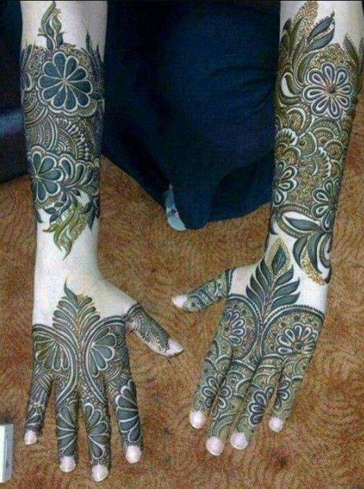 Bold henna