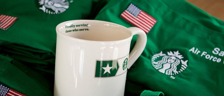Power of Coffee: How you helped Starbucks hire 10,000 veterans and military spouses @Starbucks