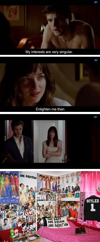 """Ohh dat some kinky shite    14 Hilarious Jokes About """"Fifty Shades Of Grey"""""""