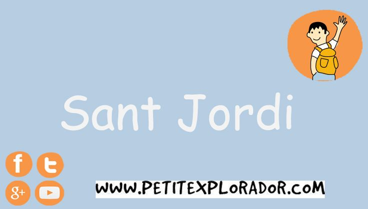 50 best Sant Jordi con niños images on Pinterest | Biblioteca ...