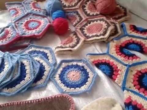 Уютные домашние тапочки от Марианны