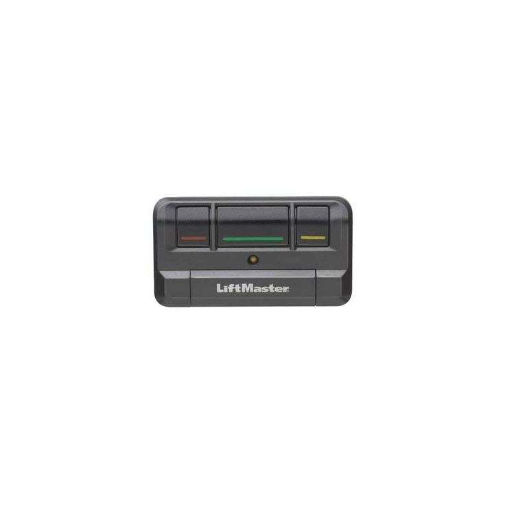 LiftMaster 813LM Security  2.0 Encrypted DIP Three Button Remote Control | RP: $28.11, SP: $22.90