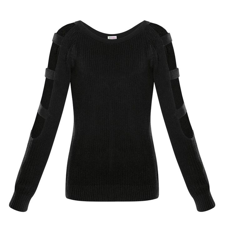 Suéter Negro Johari