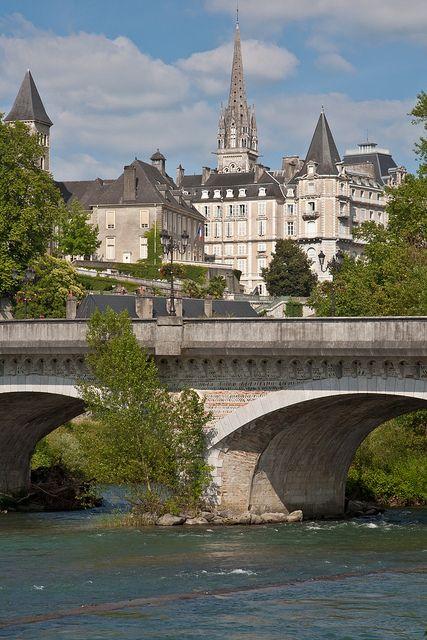 Pau, Pyrénées-Atlantiques, Aquitaine, France.