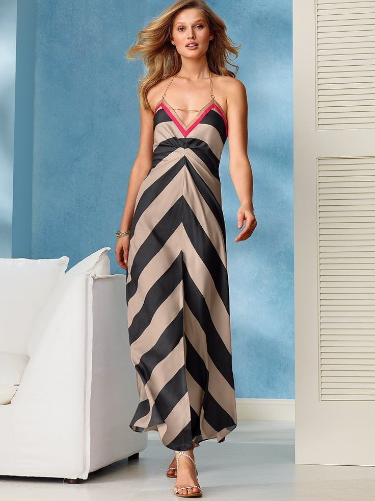 15 Beautiful Summer Dresses From Victoria s Secret maxi dress #anna7891  #style for