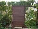 back fence/gate idea