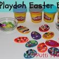 Linked to: www.puttiprapancha.com/2012/03/playdough-easter-eggs.html