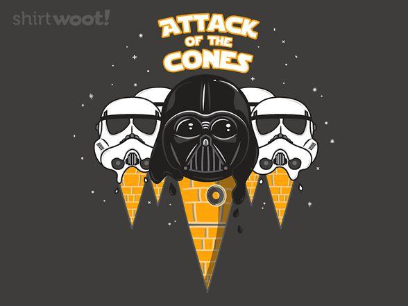 Attack of the Cones