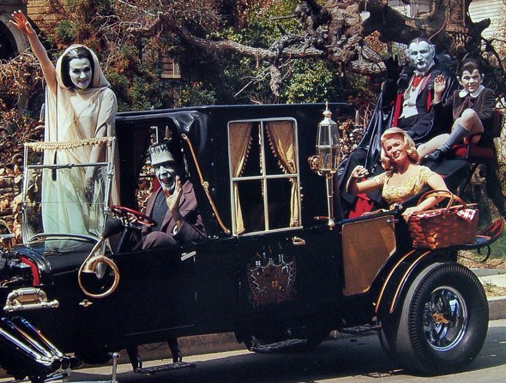 What Was The Munsters Car?   The Daily Drive   Consumer Guide® The ...