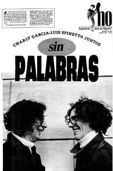 Spinetta & García ´92