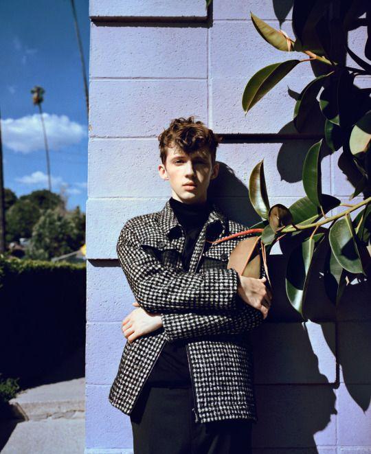 Troye Sivan for Billboard magazine.
