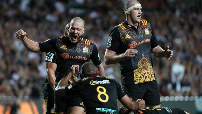 #Video: Chiefs seal bonus point win over Bulls in Super Rugby, match report, highlights - Fox Sports: Fox Sports Video: Chiefs seal bonus…
