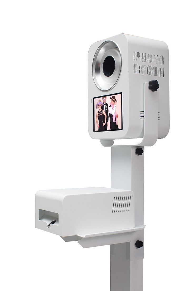 HootBooth® MINI DSLR EventPRO Photo Booth - 44 Lb. Portable Greenscreen, GIF, Video, Social + Prints