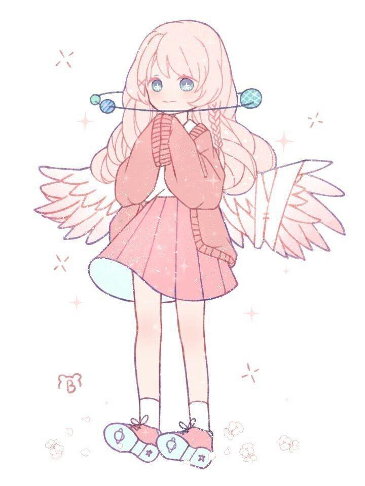 Y O R O M Cartoon Art Styles Cartoon Art Anime Art Girl