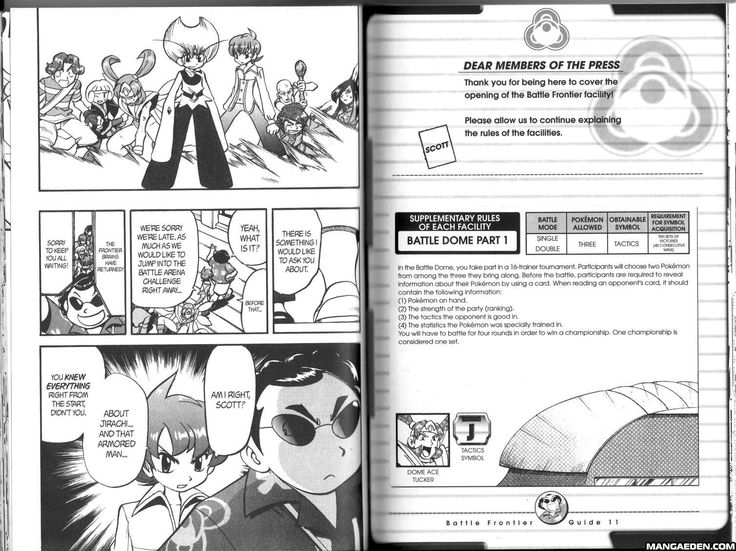 Read Pokemon Adventures 316 Online For Free in English