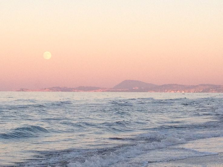 Dawn at Bagni 77 - Conero seaside!