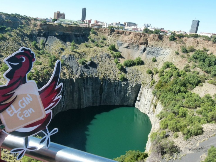 The Big Hole in Kimberley: Big Hole, Mr. Big