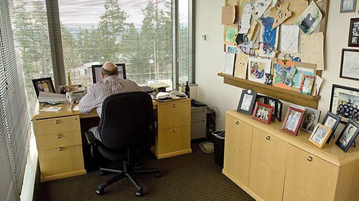 Steve Ballmer's office.