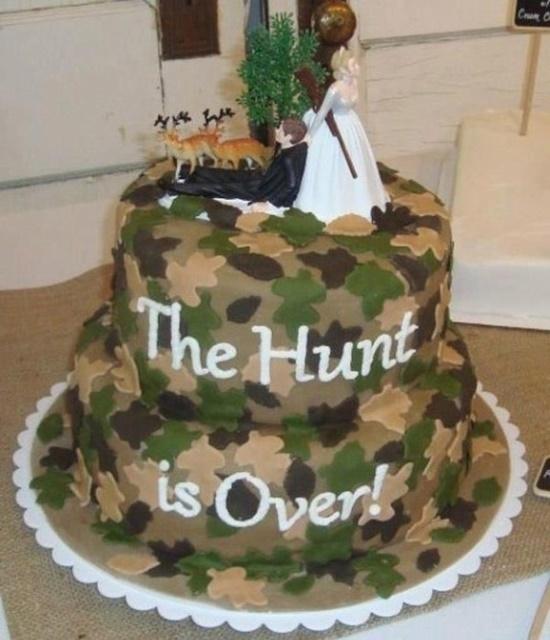 Grooms Wedding Cake Ideas: Cute Grooms Cake Idea