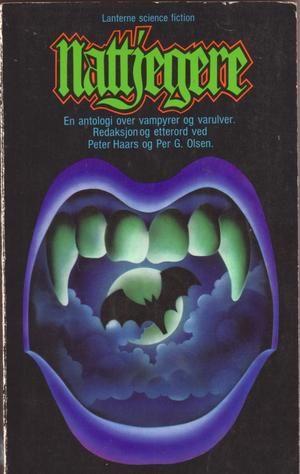 """""""Nattjegere - vampyr- og varulvhistorier fra mange land og tider"""" av Peter Haars"""
