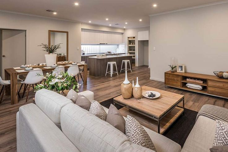 Everyone needs a cosy living space to enjoy quality family time. #weeksbuildinggroup #newhome #homedesign