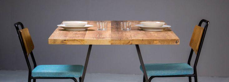25 best ideas about vieux planchers de bois on pinterest parquet plancher - Table en bois sur mesure ...