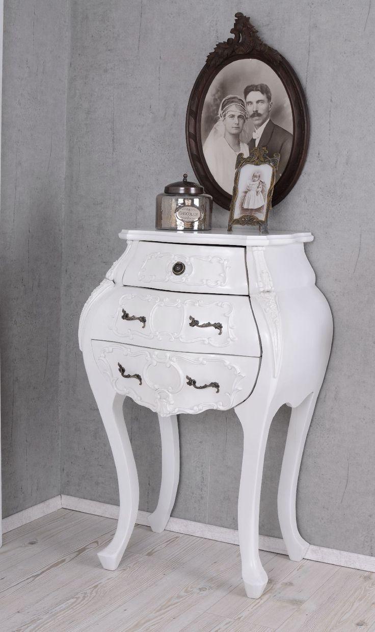 17 best ideas about kommode weiss on pinterest. Black Bedroom Furniture Sets. Home Design Ideas