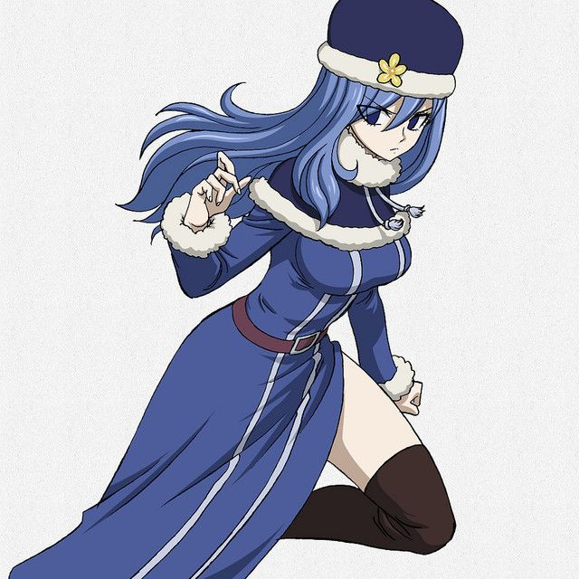 Meet the new Fairy Tail - Juvia. I think she's even prettier than before! Love cosplaying her!