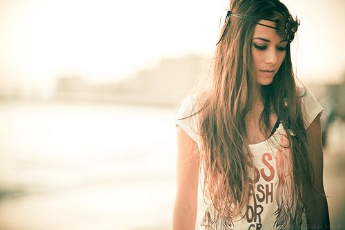 Long hair, don't care: Fashion, Girl, Style, Hippie, Hairs, Long Hair, Beauty, Photography