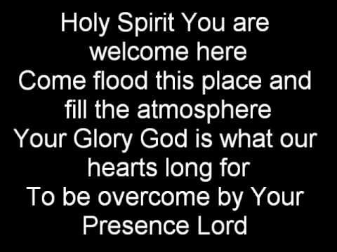 ▶ Jesus Culture -Holy Spirit with lyrics (12) Kim Walker-Smith - YouTube