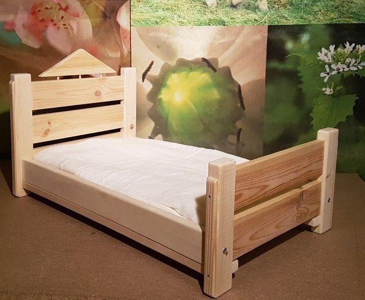 hundebett katzenbett echtholz landhaus handarbeit 62 x 40 haustierbedarf hunde betten. Black Bedroom Furniture Sets. Home Design Ideas