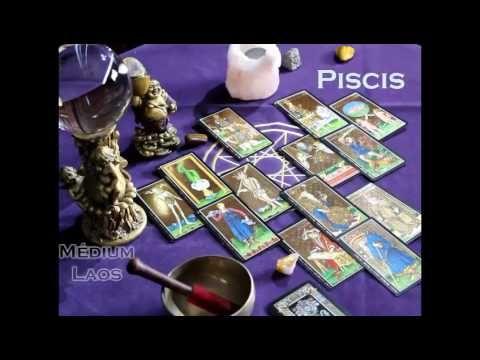 Piscis en 2017 + Regalo - Tarot Inclinación Horoscopo - Medium Laos