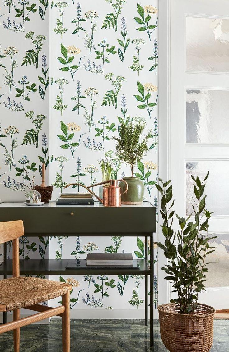 Scandinavian Wallpaper. Scandinavian Designers II - 1789