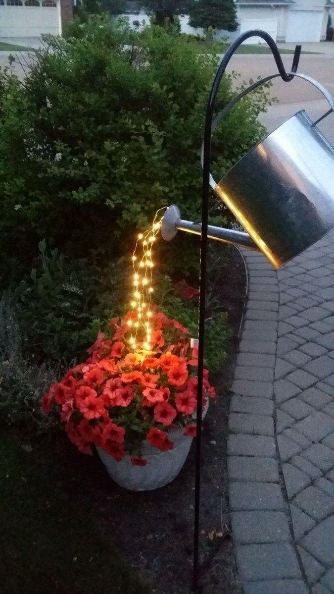 Home Designs Garden Lighting Diy Garden Yard Ideas Garden Design