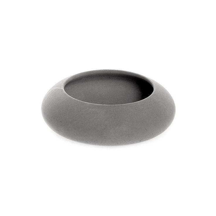 Concrete Salt Dish