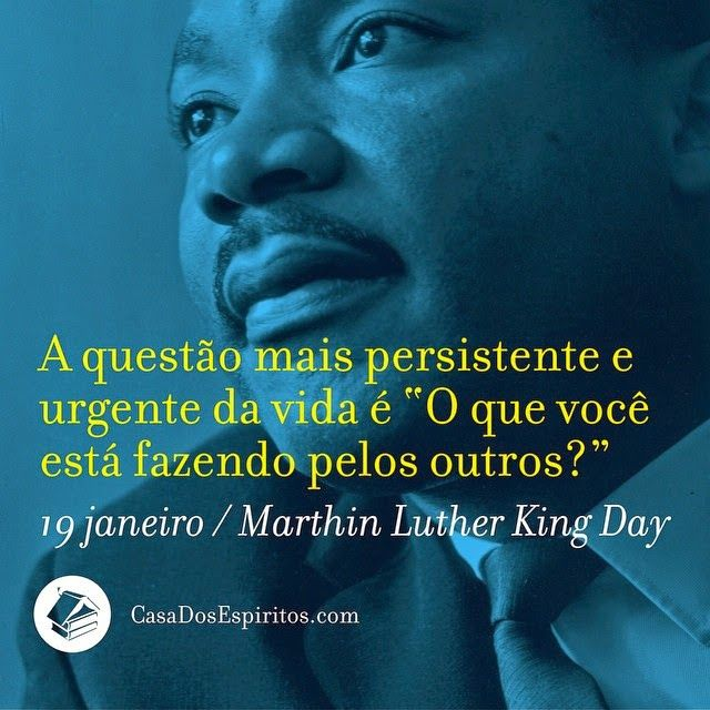 Martin Luther King                                                                                                                                                                                 Mais