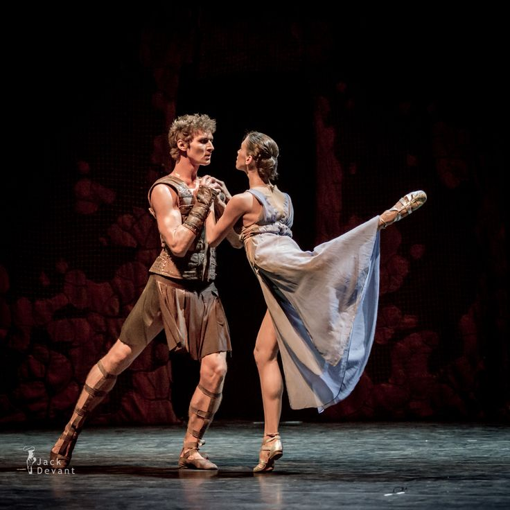 <p>Anna Ignatieva (written also Anna Ignatyeva, rus Анна Игнатьева) as Phrygia and Maksim Tkachenko (Максим Ткаченко) as Spartacus in Spartacus act 2 by Yakobson Ballet. Music by Aram Khachaturian, choreography by Leonid Yakobson. Shot on 10.8.2014 in Tallinn, Birgitta Festival 2014.     Photo by Jack Devant ballet photography © with kind permission …</p>