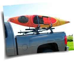 Yakima Rack On Top Of Truck Bed Cover Kayak Rack For