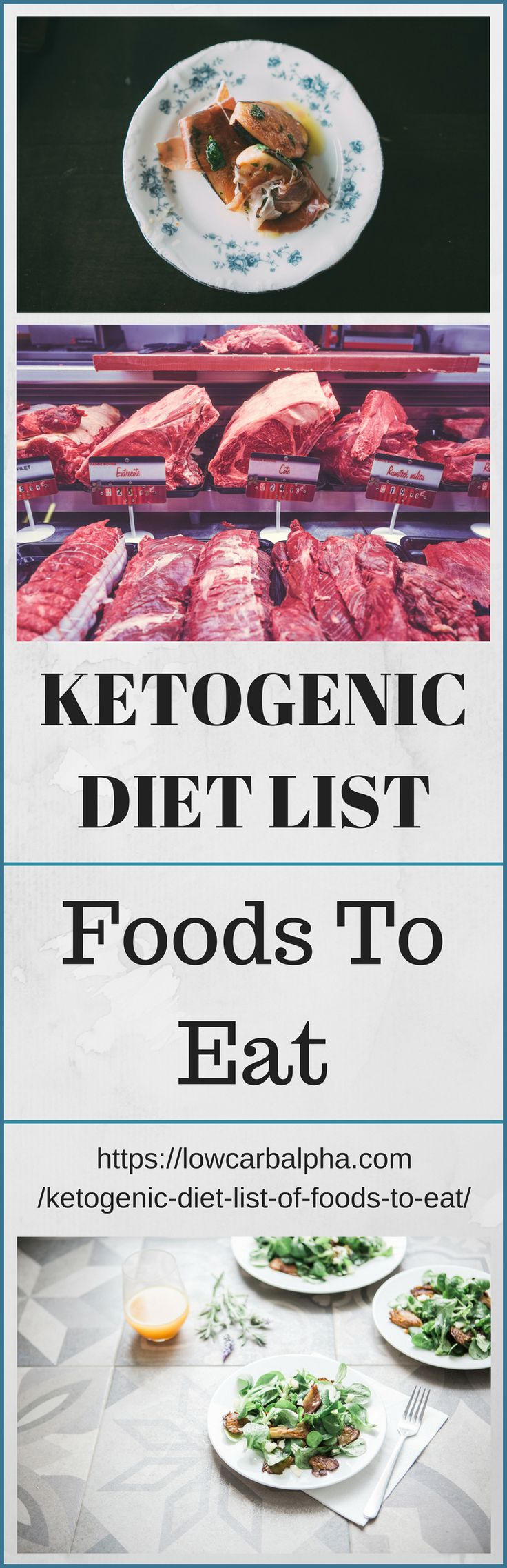 Ketogenic Diet List Of Foods To Eat https://lowcarbalpha.com/ketogenic-diet-list-of-foods-to-eat/ Know the different kinds. There are millions of people who would like to go on a diet. Diets can vary in different ways. A Keto LCHF lowcarb high-fat diet allows you to eat adequate amounts of protein, high fats and low carbs so the body burns ketones for energy instead of glucose (carbohydrates) Heres a small keto grocery list for your next shop #ketogenicdiet #lowcarbhighfat #ketofood #fatloss