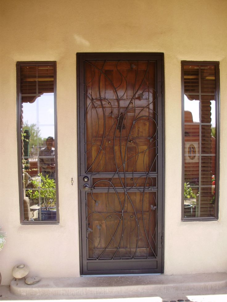 best 25  security storm doors ideas on pinterest