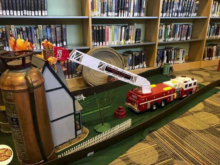 Rudy library minigolf event raises 15K