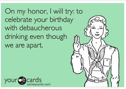 Funny Sarcastic Birthday Wishes