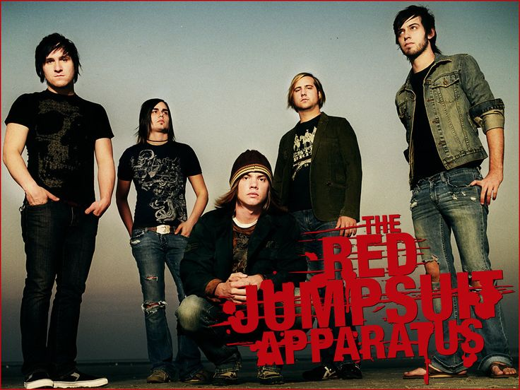 29 best The Red Jumpsuit Apparatus images on Pinterest