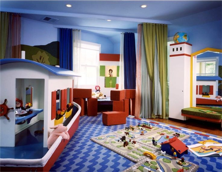 wonderful toddlers and kids room design