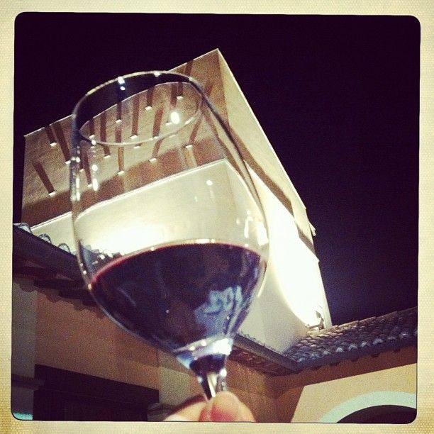 Sagrantino di Montefalco 25º anniversario, in bottiglia di 5 litri. Grazie @mcaprai per l'occasione #InMontefalco foto di @lagonzi Francesca Gonzales gonzi